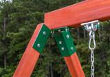 Sun Climber Swing Set