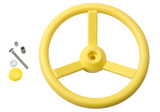 Exploded view of steering wheel from Gorilla Playsets.