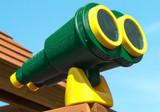 Closeup of Jumbo Binoculars from Gorilla Playsets
