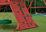 Sun Climber Deluxe Swing Set