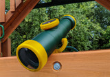 Frontal view of  Telescope w/ Compass  from Gorilla Playsets.