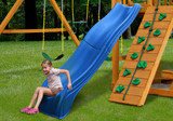 Lifestyle view of Olympus Slide from Gorilla Playsets.