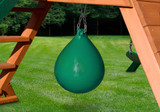 Punching Ball of High Point II Playset from Gorilla Playsets