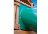 Close up alt shot of Super Tube Slide from Gorilla Playsets