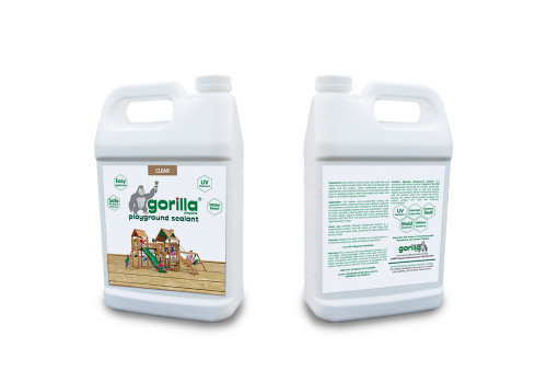 Playground Sealant - 1 Gallon