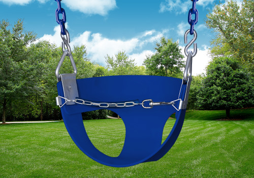 Half Bucket Toddler Swing