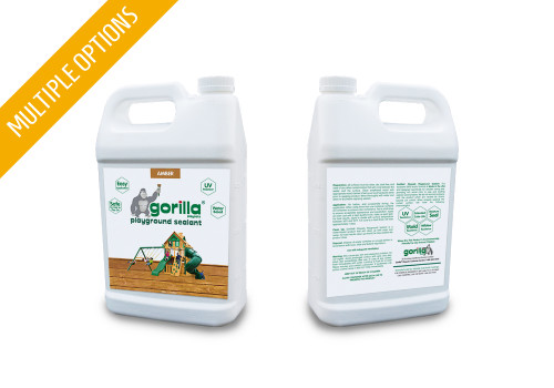 Playground Stain/Sealant - 1 Gallon