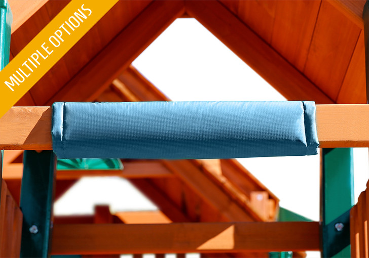 Blue Swing Set Safety Pad from Gorilla Playsets.