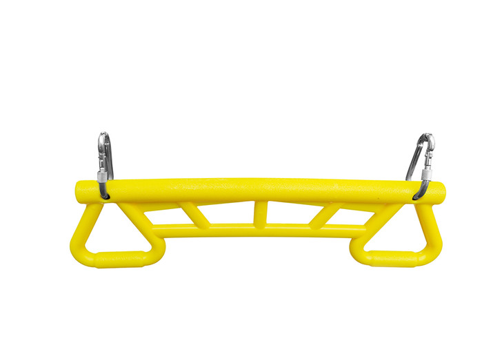 Studio view of Replacement plastic Ring Trapeze Bar from Gorilla Playsets