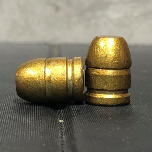 45 Caliber 250 Grain RN Hi-Tek coated bullets