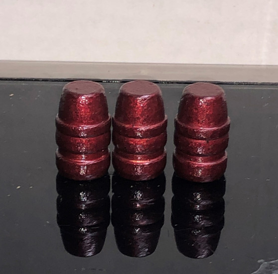44 Caliber 240 Grain SWC Hi-Tek coated bullets