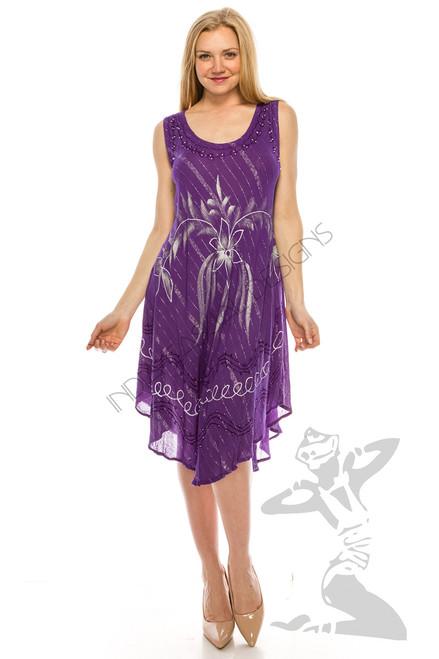 RT-11-Lurex Summer Dress