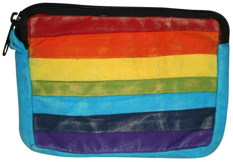 Rainbow Spectrum Coin Purse