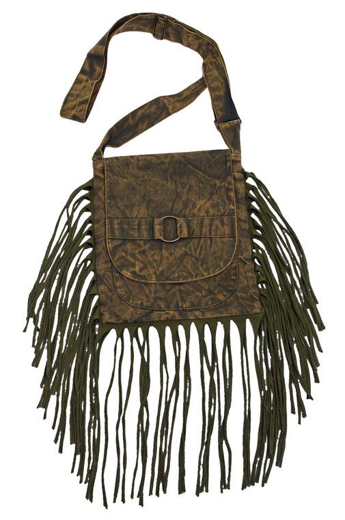 Fun purse with cool flap