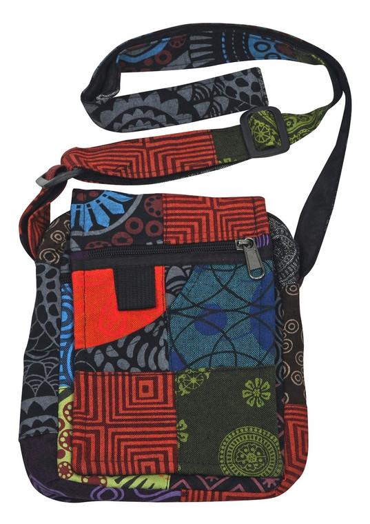 """MJ-30 - Prague 4-Pocket bag - 7.5"""" x 9"""""""