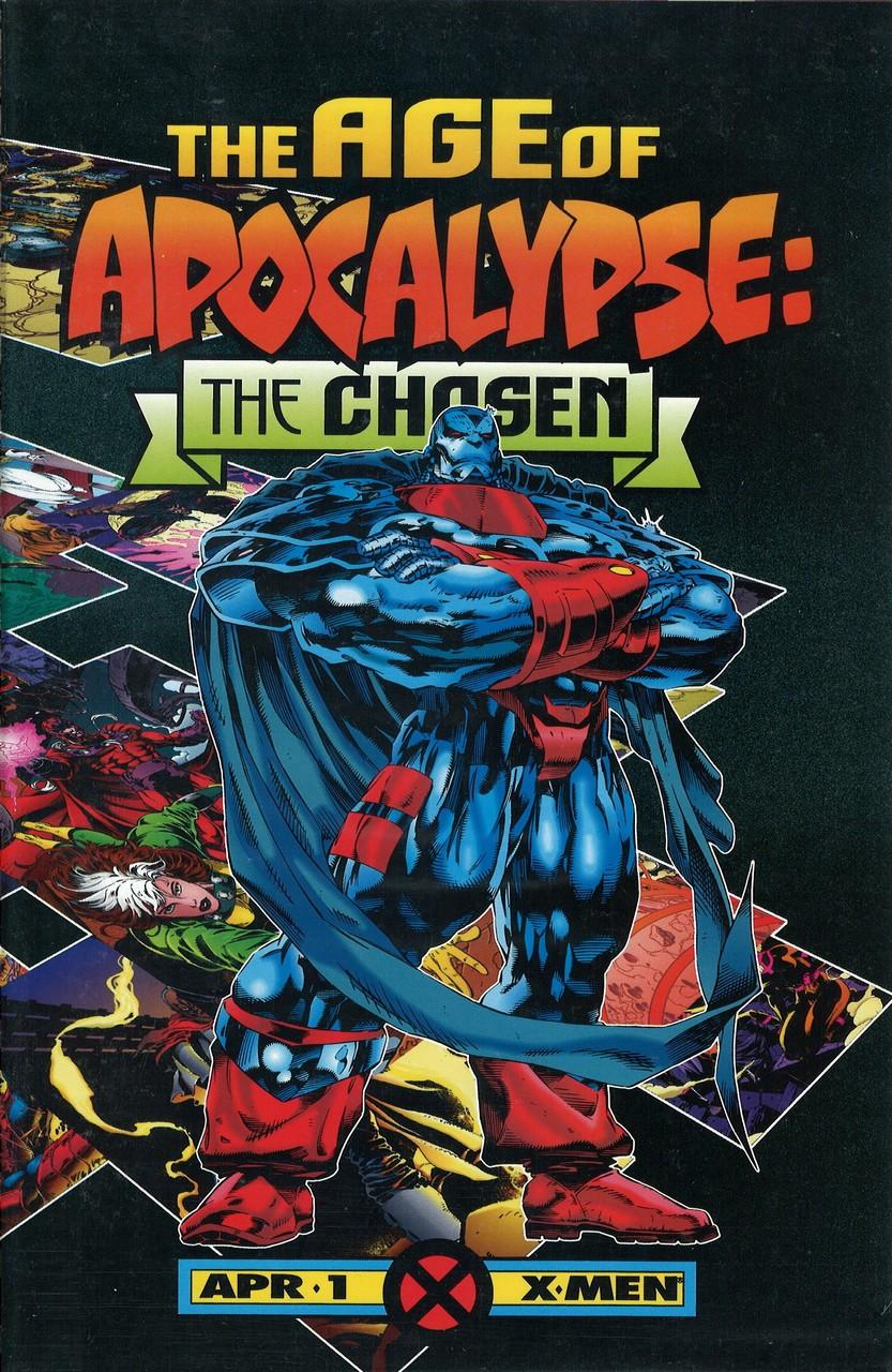 Age of Apocalypse: The Chosen One-Shot