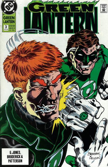 Vol 3 Green Lantern #52