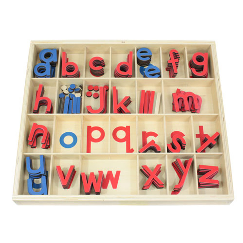 Small Movable Alphabet - print