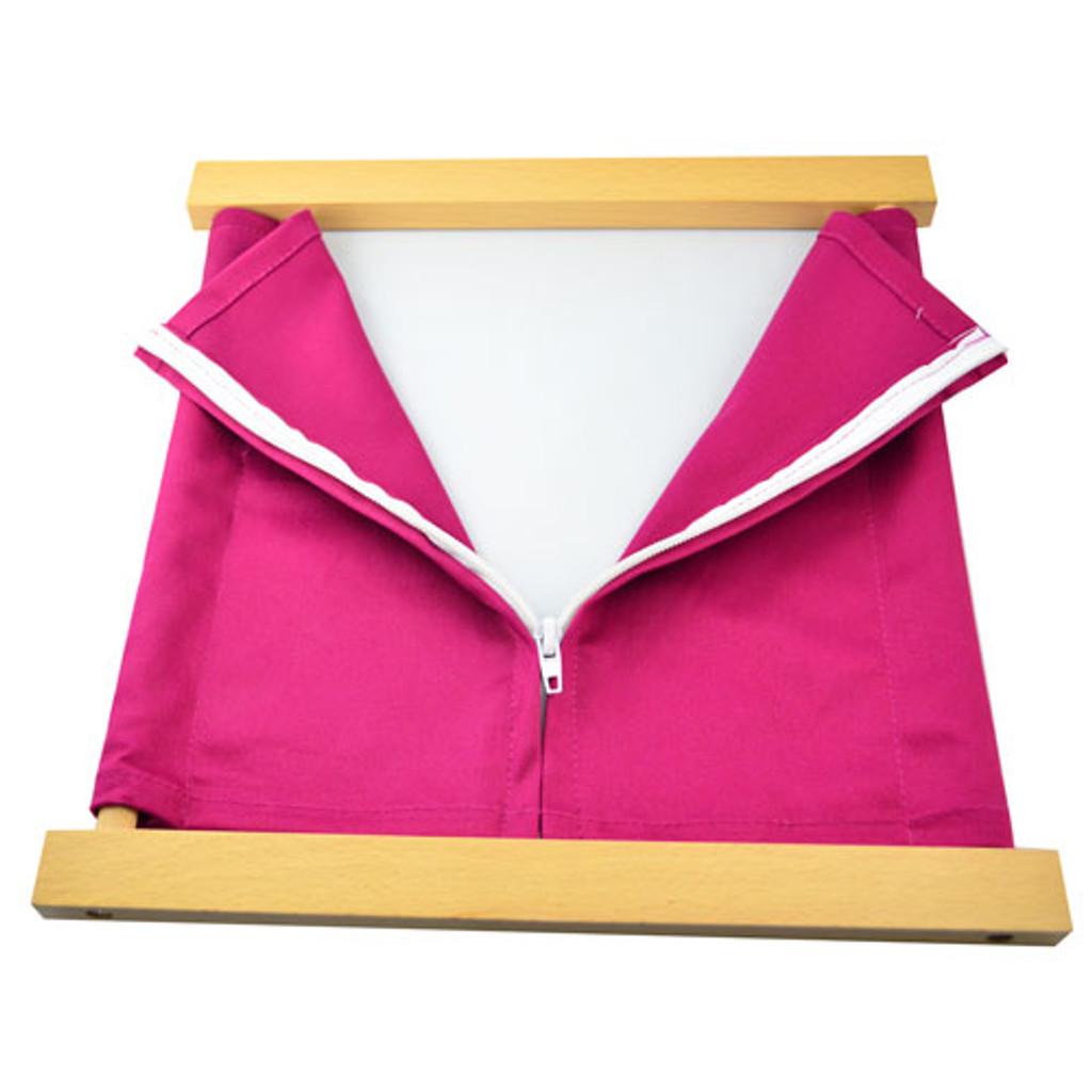 Zipper Dressing Frame