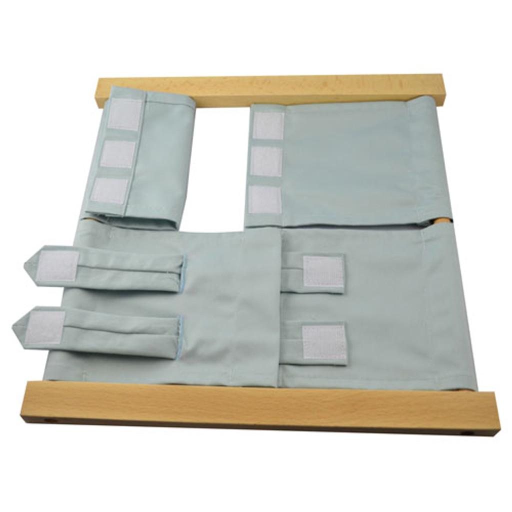 Velcro Dressing Frame