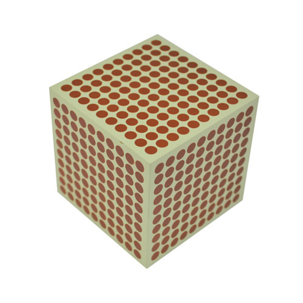 Wooden Thousand Cubes