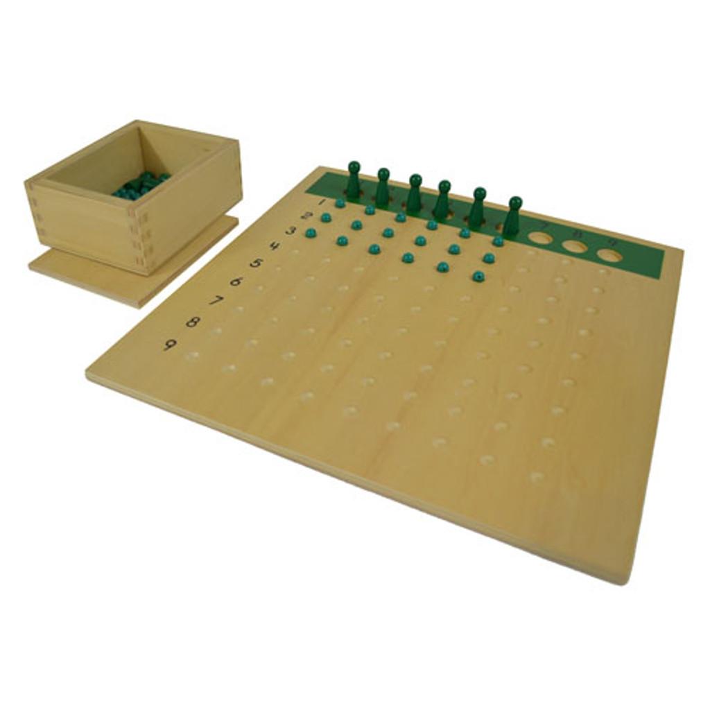 Unit Division Board