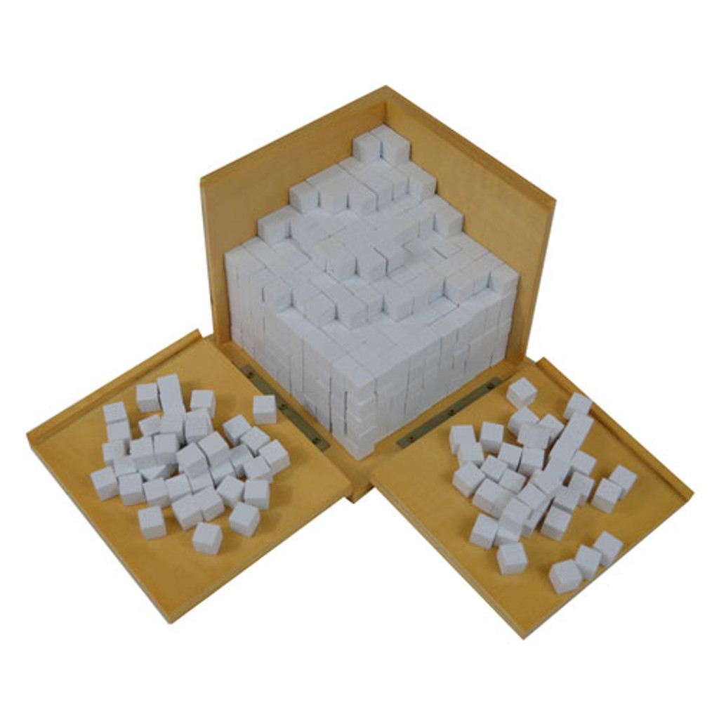 Small Cubes for Volume