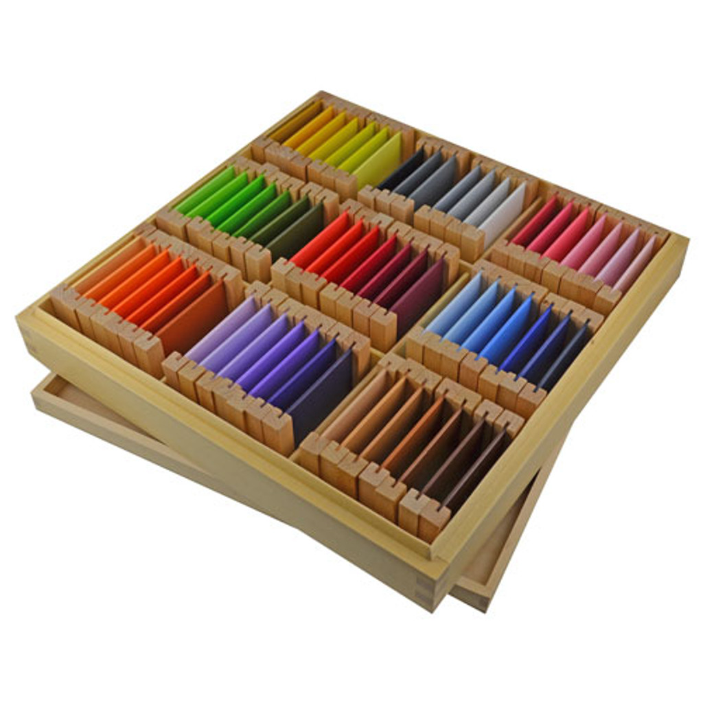 Colour Tablets Box #3
