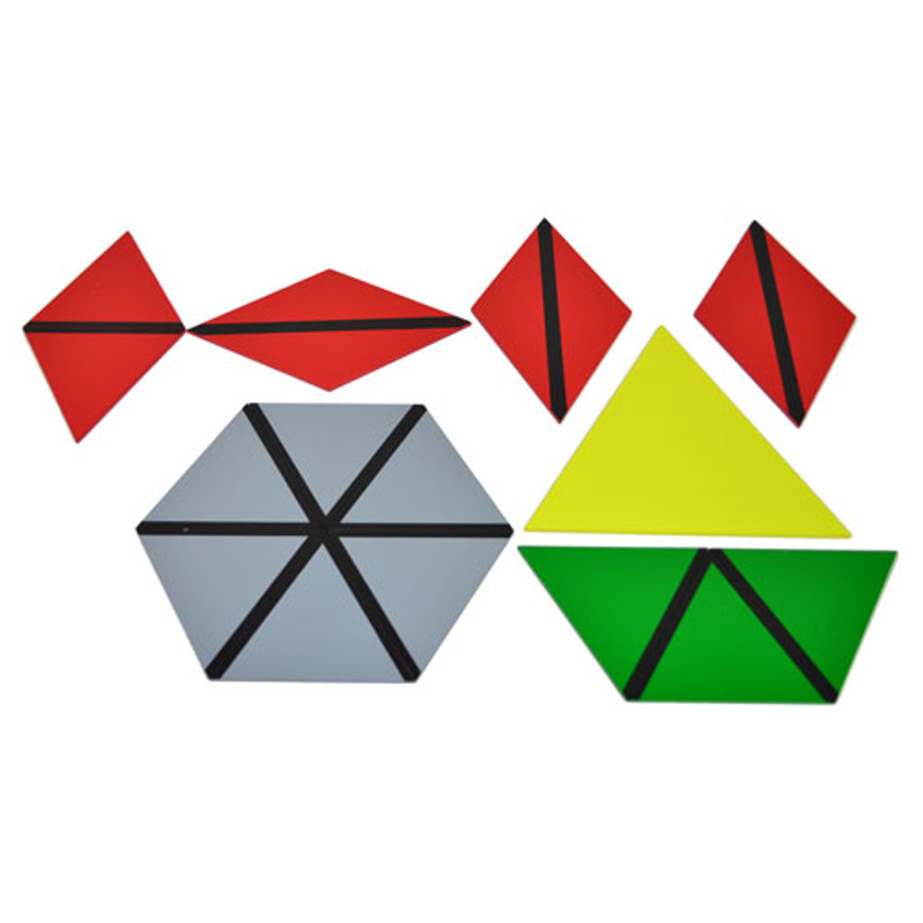 Constructive Triangles