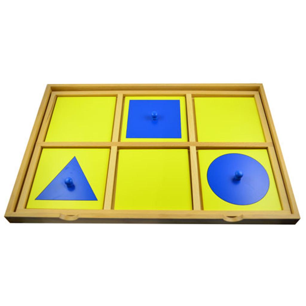 Geometry Demonstration Tray