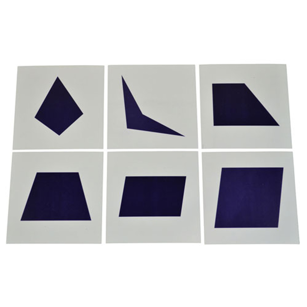 Cards for Geometry Cabinet