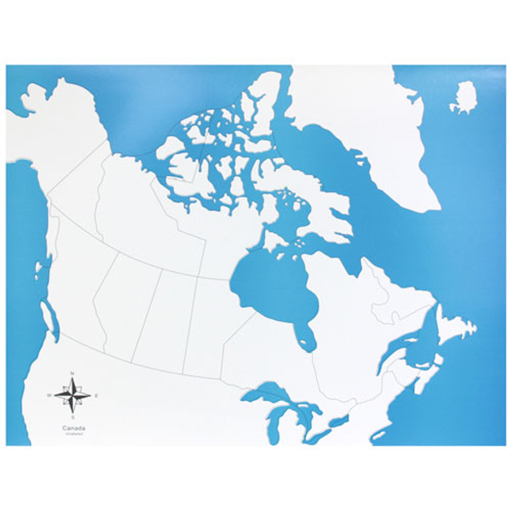 Canada Control Chart - unlabeled