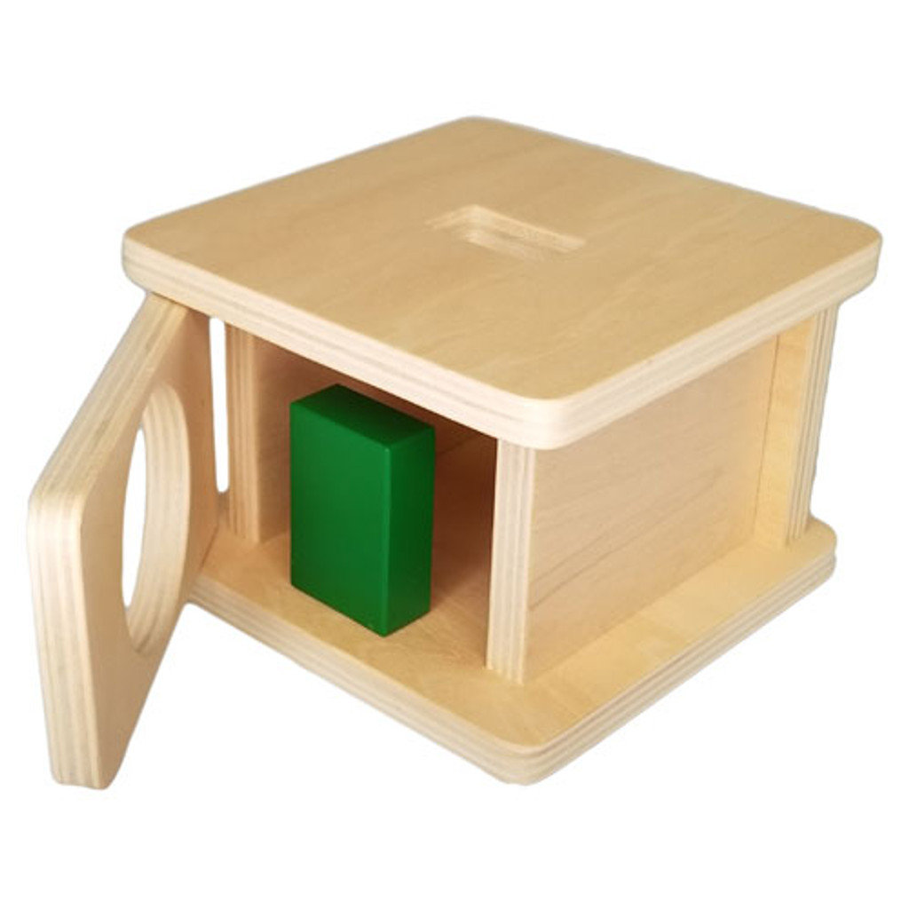 Box with Rectangular Prism
