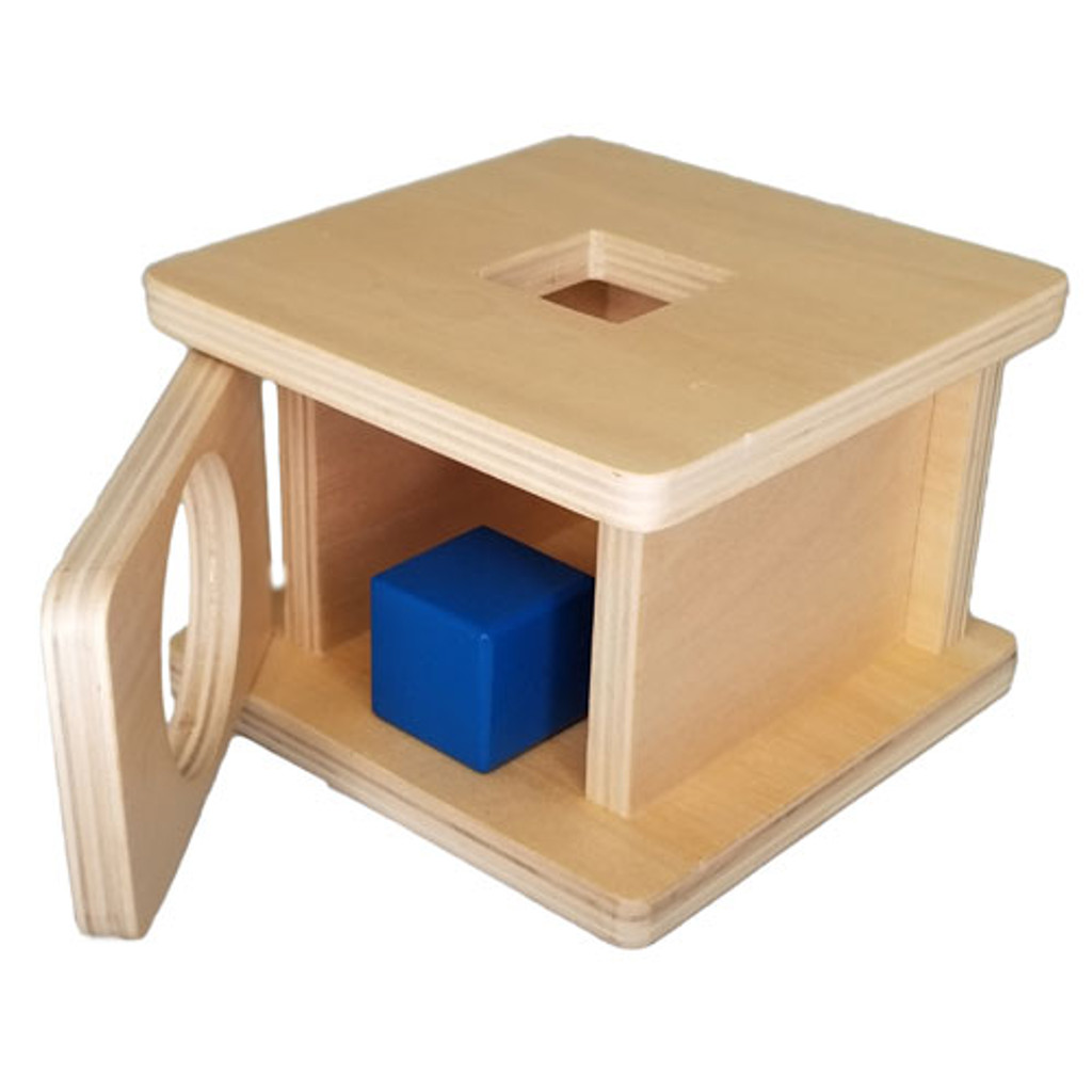 Box with Square Prism
