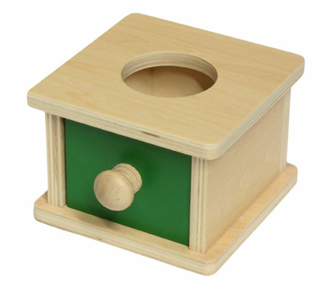 Box with Ball