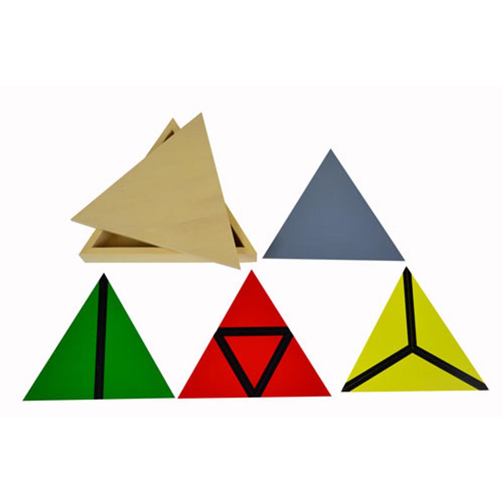 Mini Constructive Triangles