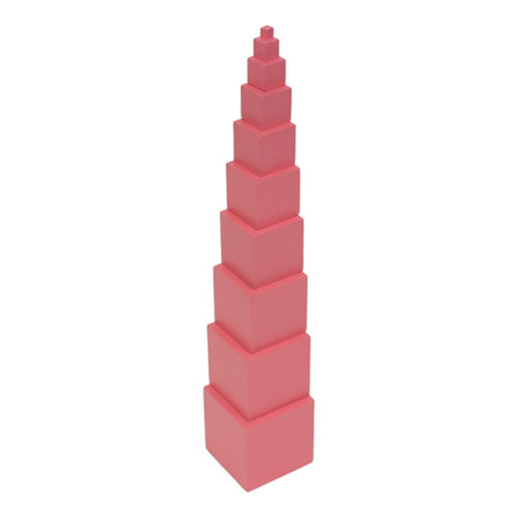 Mini Pink Tower
