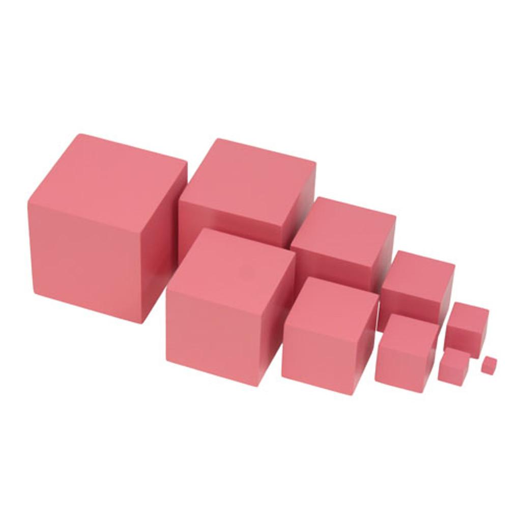 Mini Pink Tower