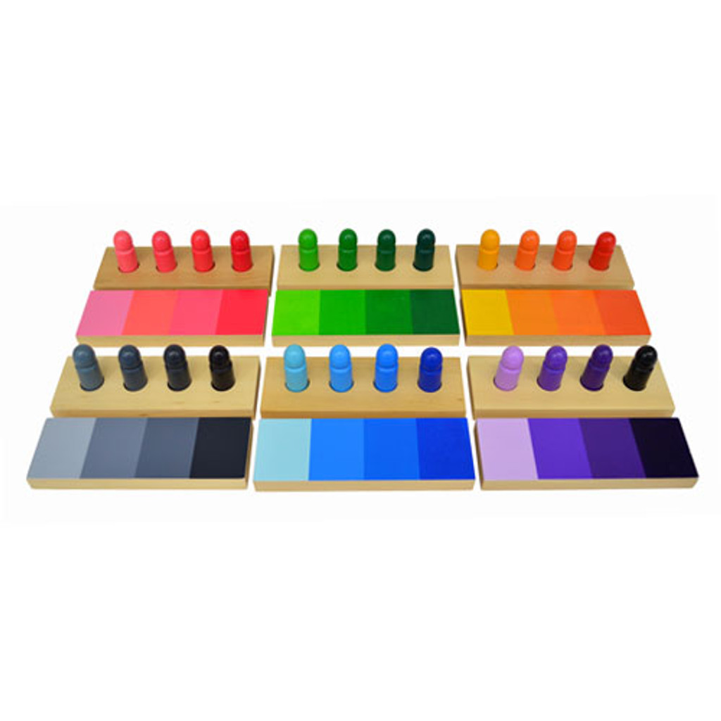 Colour Resemblance Sorting