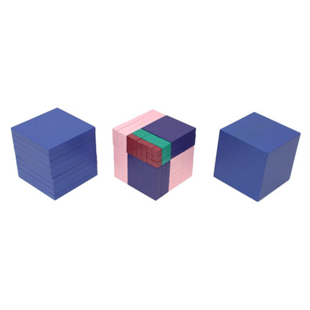Cubing & Cube Root Material