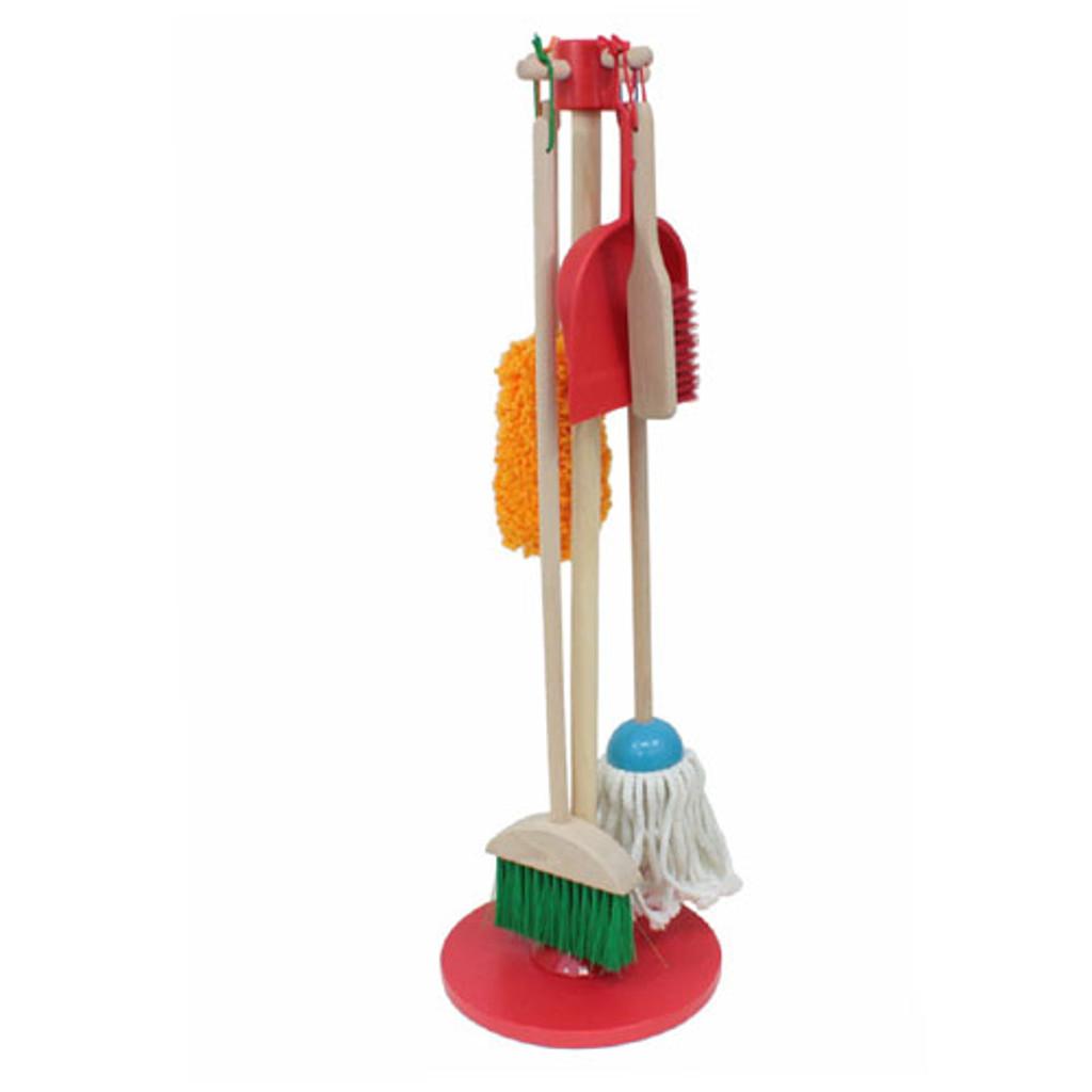 Dust, Sweep & Mop Set