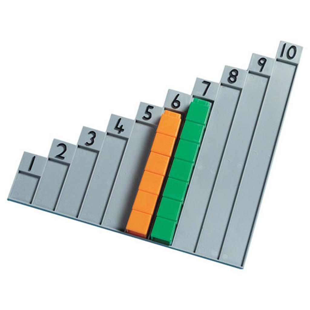 Interlocking Cube Stair 1-10