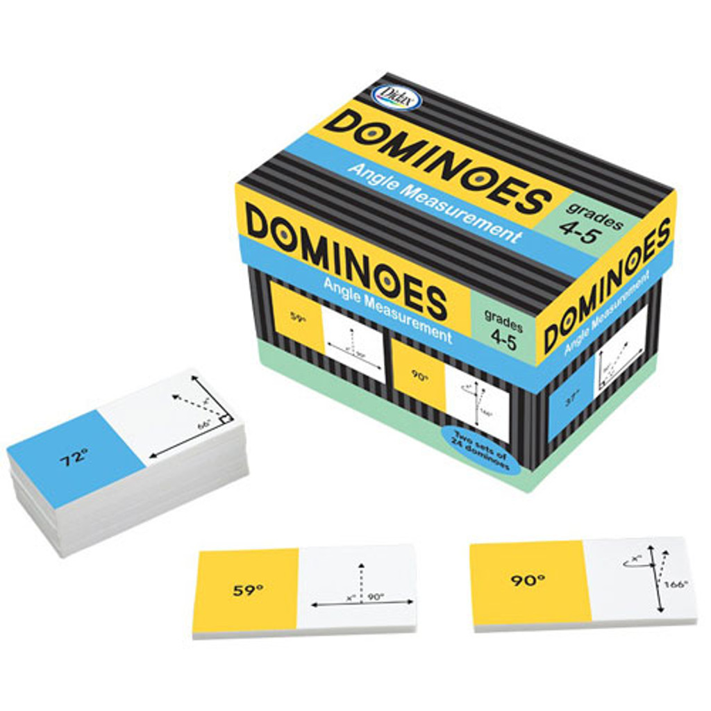 Angle Measurement Dominoes