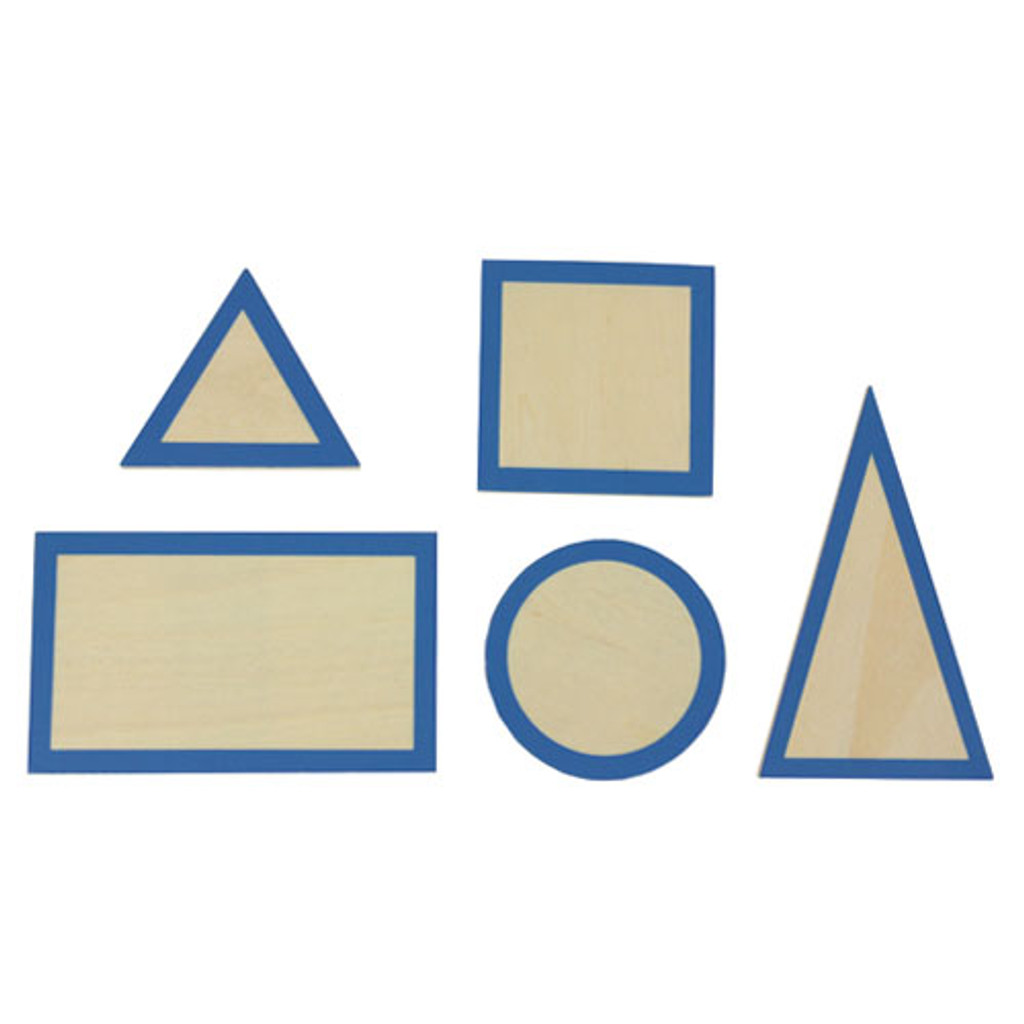Geometric Solids Base Cards