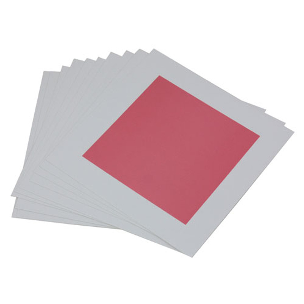 Pink Tower Cards