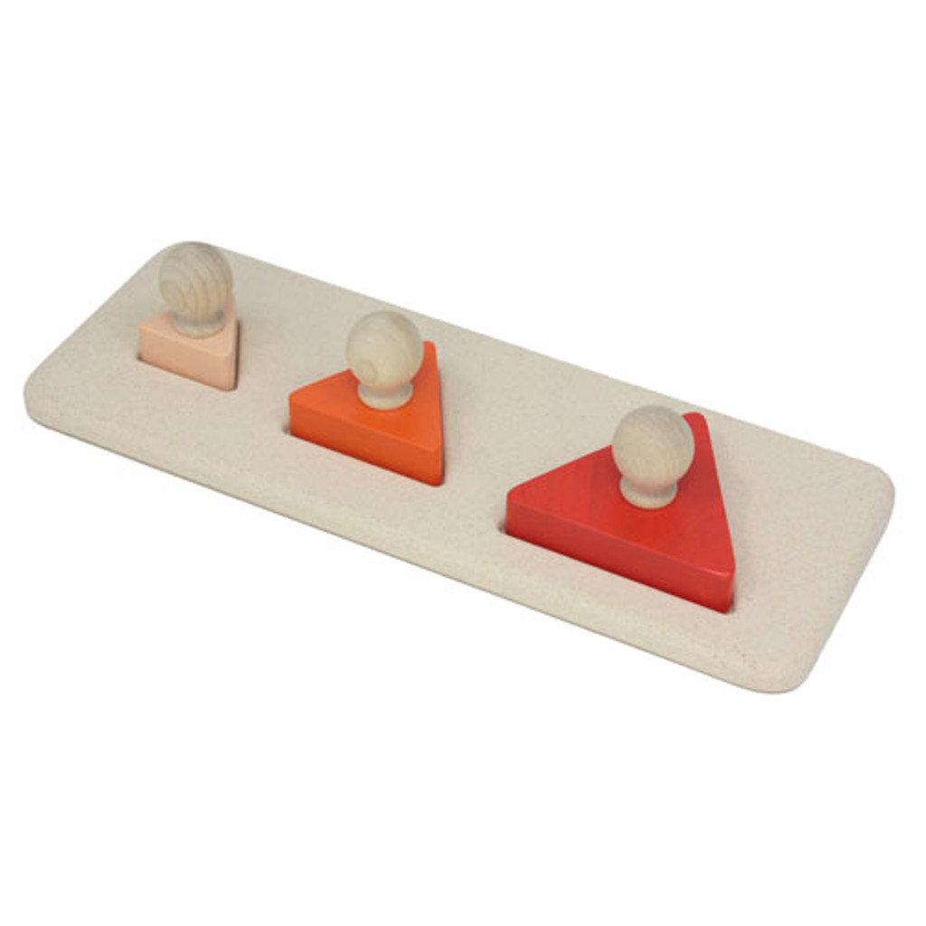 Triangle Matching Puzzle