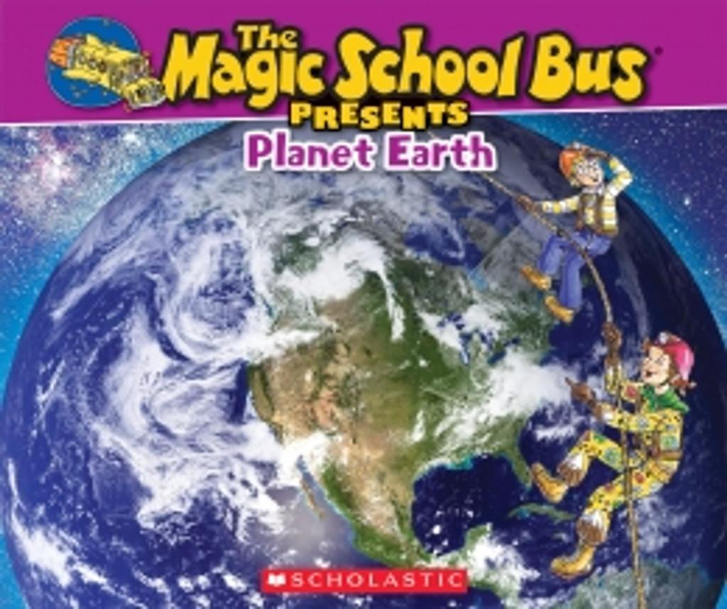 Magic School Bus Presents: Planet Earth