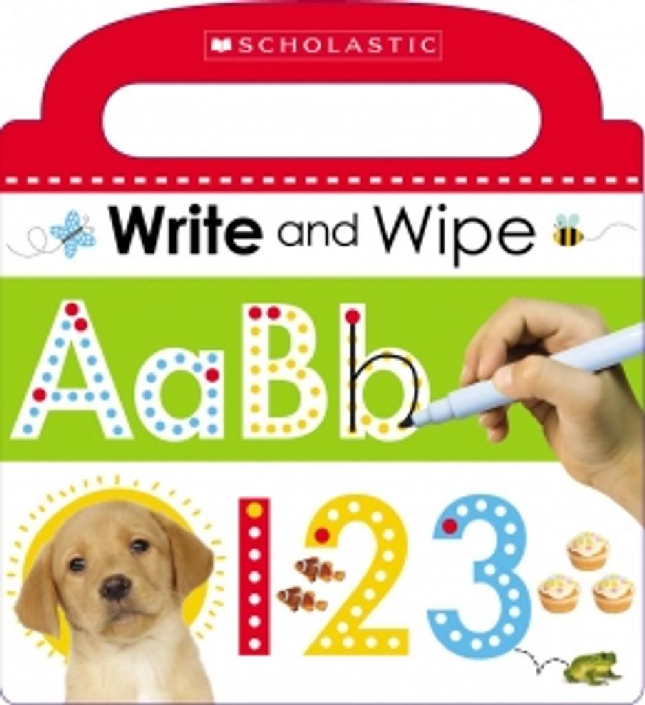 Write & Wipe: ABC 123