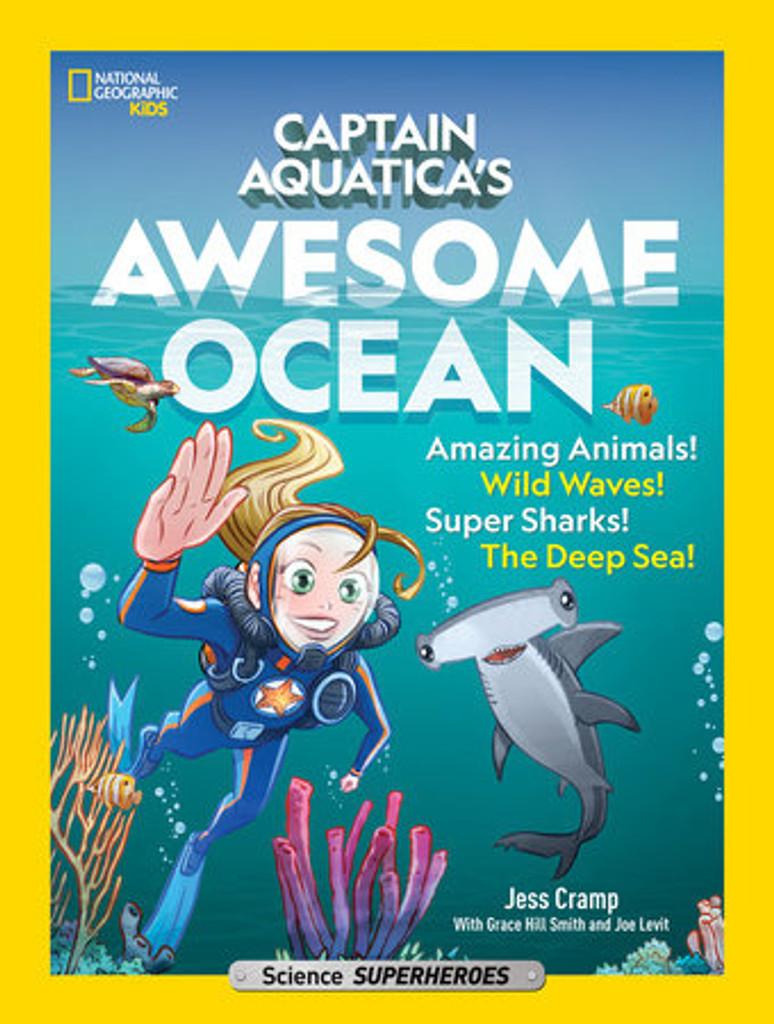 Captain Aquatica's Awesome Ocean