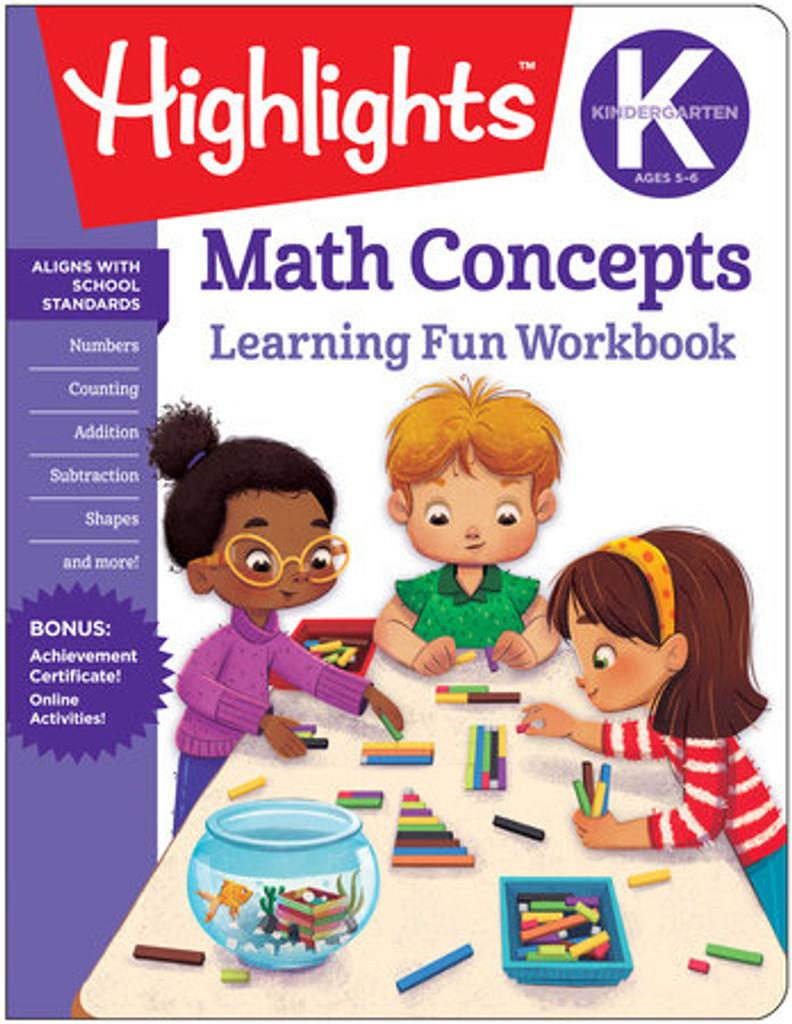 Kindergarten Math Concepts